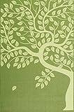 Gaiam Print Yoga Mat, Tree of Life, 3mm
