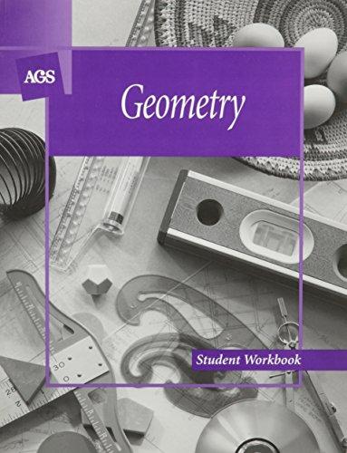 GEOMETRY STUDENT WORKBOOK
