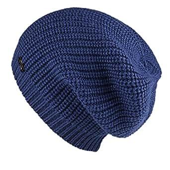 FURTALK Women Girls Merino Wool Slouchy Knit Beanie Hat Winter Crochet Cap