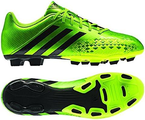 adidas - Predito LZ TRX FG Hombres, Verde (Ray Green/Black/Electricity), 42.5: Amazon.es: Zapatos y complementos