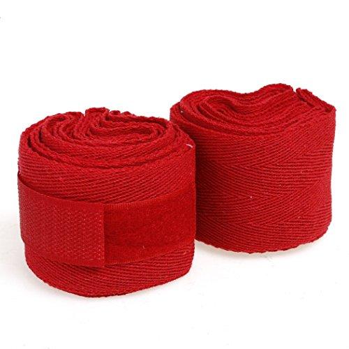 Unisex Cotton Elastic Adult Boxing Bandage