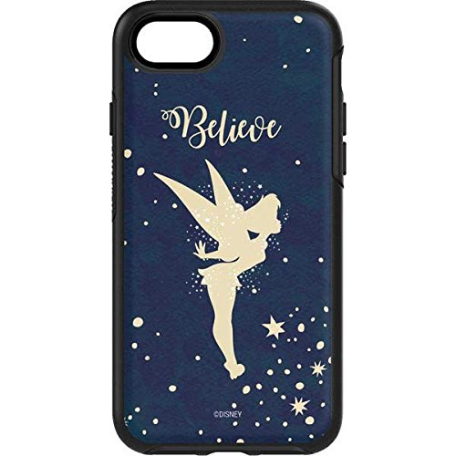 Tinker Bell OtterBox Symmetry iPhone 7 Skin - Tinker Bell Believe Vinyl Decal Skin For Your OtterBox Symmetry iPhone (Tinkerbell 7)
