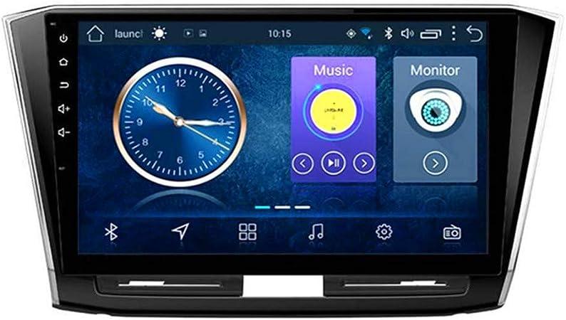 XMZWD Android 8.1 Navegador GPS Coche, para Volkswagen Passat GPS Coche con Navegación Radio Estéreo DVD/WiFi/Bluetooth/Control del Volante, HD 10.1 Pulgadas Pantalla Táctil Receptor GPS: Amazon.es: Hogar