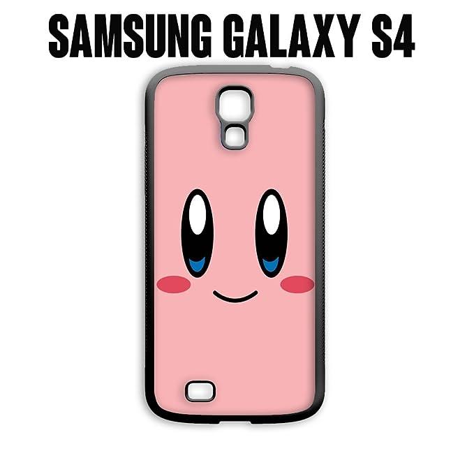 Amazon.com: teléfono celular Chica de caricatura lindo Kirby ...