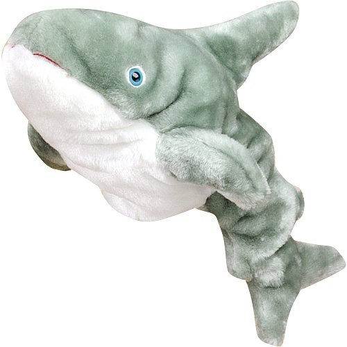 Golf Gifts and Gallery Shark Animal Headcover, Outdoor Stuffs
