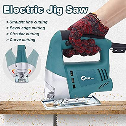Multifunctional Woodworking Electric Jig Saw Hand-held