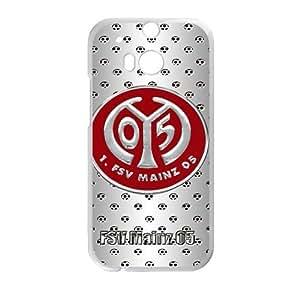DAZHAHUI fsv mainz 05 Phone Case for HTC One M8