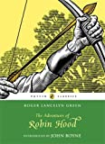 The Adventures of Robin Hood by Roger Lancelyn Green front cover