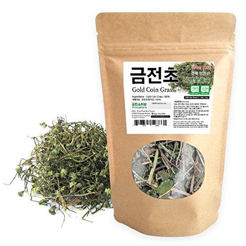 [Medicinal Korean Herb] Gold Coin Grass ( Lysimachia / Jinqiancao /  ) Dried Bulk Herbs 3oz / 86g