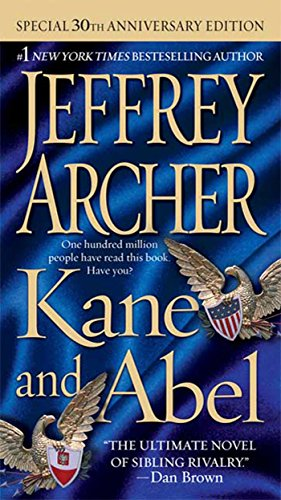 book cover of Kane & Abel