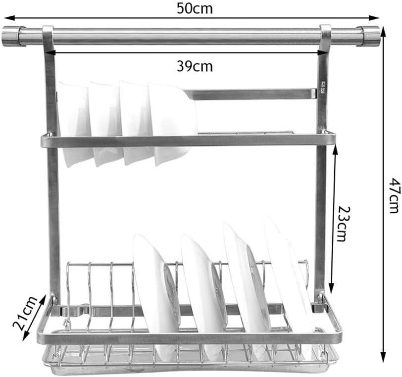 A 3T Geschirrtrockner Abtropffläche Spülbecken Abtropfen Tassenhalter Lassen