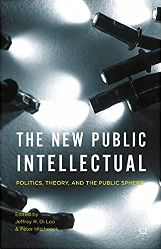 The New Public Intellectual: Politics, Theory, and the Public Sphere