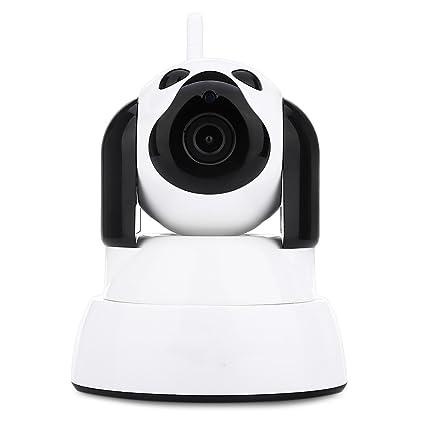 WiFi Cámara IP Wireless Seguridad Visión Nocturna Cámaras de vigilancia para bebé/Mascotas, 2
