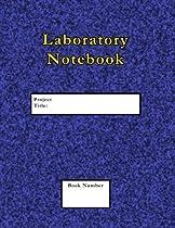 Laboratory Notebook: Engineering Journal