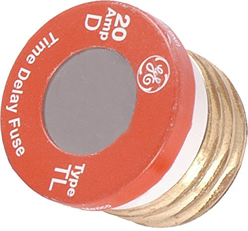 Time Delay 20 Amp (Power Gear 18251 20 Amp Time Delay Type T/TL Fuses, 2-Pack)