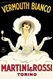 Martini & Rossi Poster by Marcello Dudovich 24 x 36in