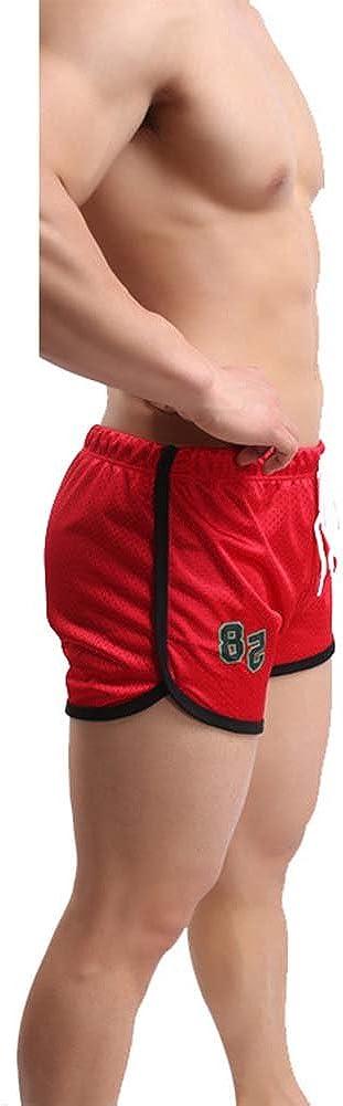 Mxssi Pantaloncini Sportivi Uomo Pantaloncini da Allenamento Casual Pantaloncini ad Asciugatura Rapida Funzione Abbigliamento Sportivo Pantaloni Tuta