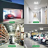 LED Garage Light, 【11200LM 80W】Garage Light