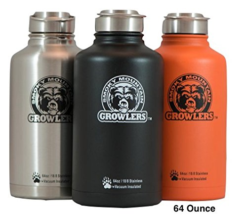 Smoky Mountain Growlers Insulated Stainless product image