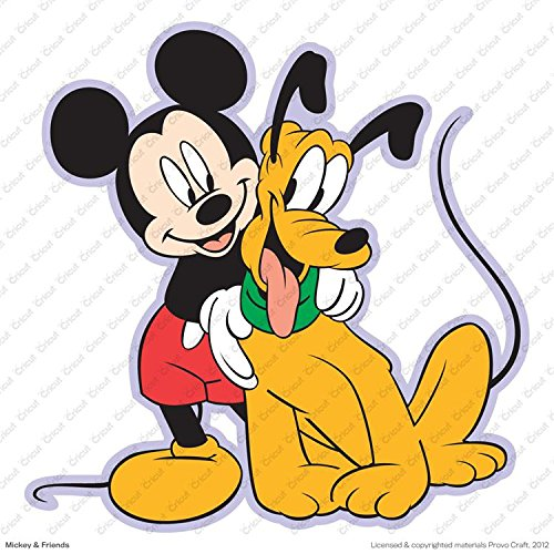 Knorr Prandell Cricut Cricut Cricut 18551036 - Cartridge Mickey und Friend B000SKOYMC | Deutschland Online Shop  e0abf6