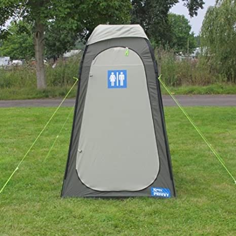 Kampa Privvy Portable Toilet Shower Tent Camp Camping Enclosure New Amazon Co Uk Sports Outdoors