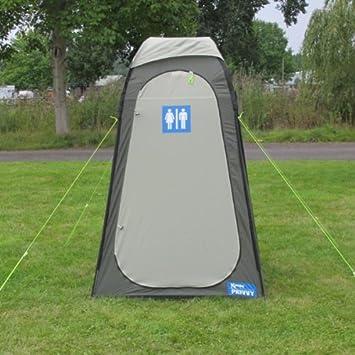 KAMPA PRIVVY PORTABLE TOILET/SHOWER TENT CAMP/CAMPING ENCLOSURE NEW ...