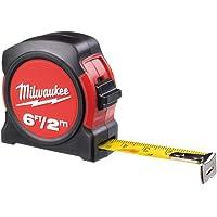 MILWAUKEE T48225502 Şerit Metre Mini 2Mt/6
