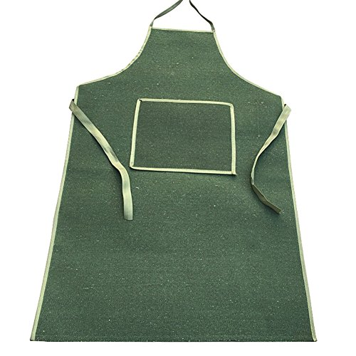 - CKLT Industrial Apron Work Welding Apron Household Farm Work Canvas Apron