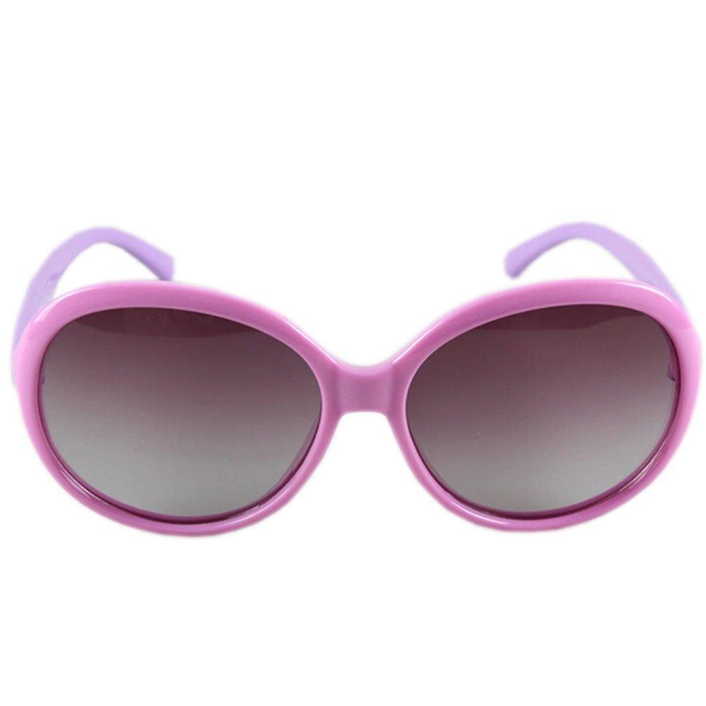 Toddler Sunglasses Kids Sun Protection Children Summer Eyewear PINK (3-10 years) Blancho Bedding
