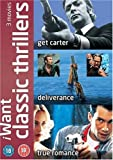 Get Carter / Deliverance / True Romance [DVD]
