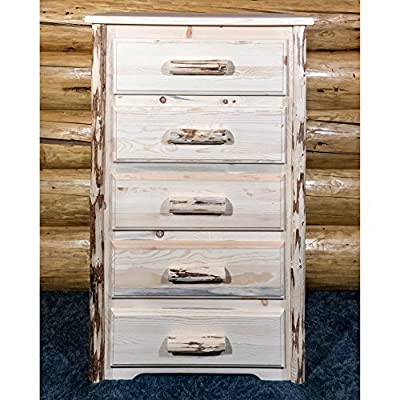 Montana Woodworks Montana 5 Drawer Chest