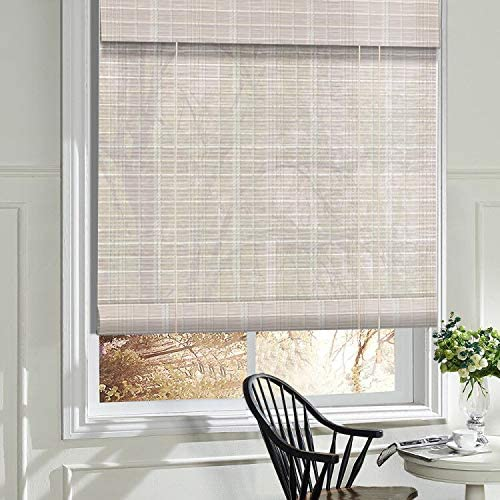 LANTIME Wood Window Blinds Shade