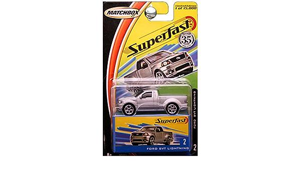 Matchbox Superfast 2004 Ford SVT Lightning Nr 2 NEU-OVP