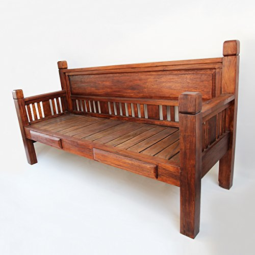 Mango Teak Bench Outdoor Benches Patio And Furniture