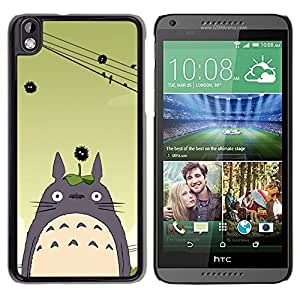 Impact Case Cover with Art Pattern Designs FOR HTC DESIRE 816 Totoro Cute Betty shop