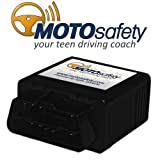 MOTOsafety OBD GPS Tracker Device with 3G GPS Service Locator, Real-Time Teen Driving Coach, GPS Tracking & Vehicle Monitoring System,...