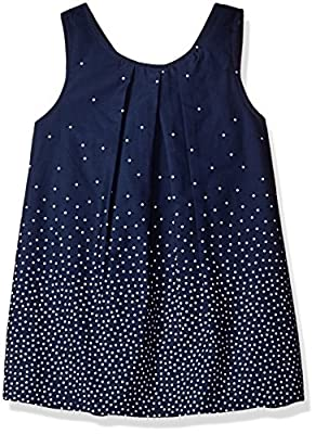 Nautica Girls' Printed Tunic with Capri Legging Set