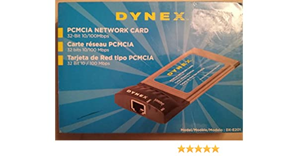 DRIVERS FOR DYNEX PCMCIA NETWORK