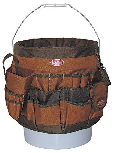 Bucket Boss 10056 Bucket Tool Organizer with 56 Pocket (56 Pocket Bucket Organizer)