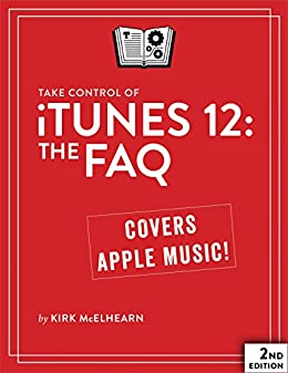 Take Control iTunes 12 FAQ ebook product image