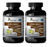 Weight loss pills for both women n men - GARCINIA CAMBOGIA EXTRACT - Garcinia diet pills - 2 Bottles 120 capsules