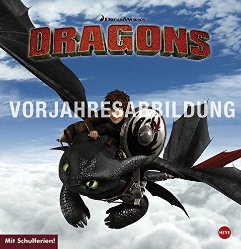 Dragons Posterkalender quadratisch - Kalender 2017