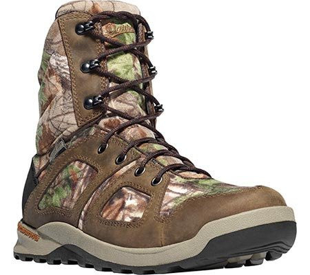 UPC 612632141350, 48065 Danner Men's Steadfast 8IN Hunting Boots - Realtree Xtra - 8.0 - D