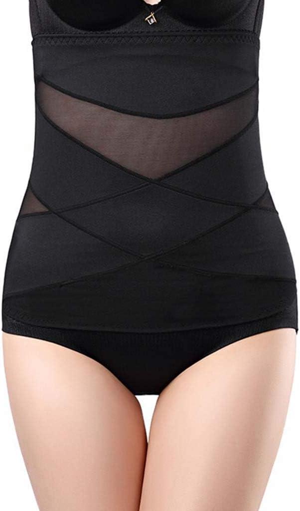 Ropa Interior de Mujer Abdomen de Cintura Alta de algodón Ligero ...