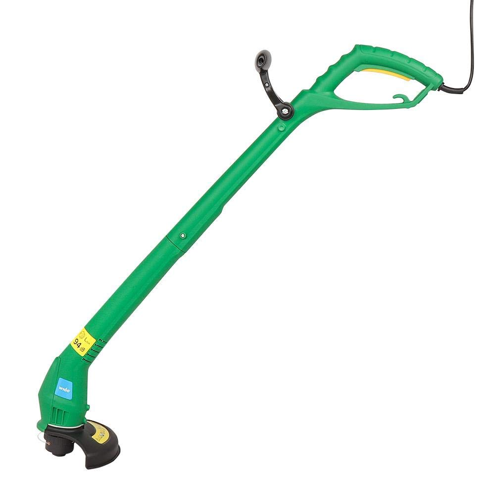 Wido 250W Mains Powered Electric Grass Trimmer Strimmer 23cm ...