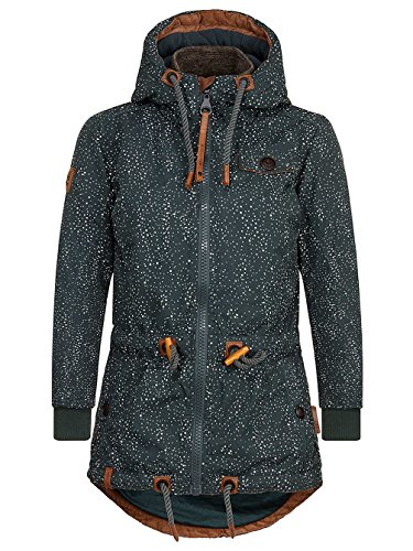 Giacca Naketano Maniche Collo Iii lunghe Donna Sprinkles Parka mao pSSwH1PBq