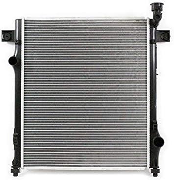 07 08 09 10 11 Nitro 3.7L//4.0L V6 1-Row Radiator Assembly 68003973AB  CH3010342