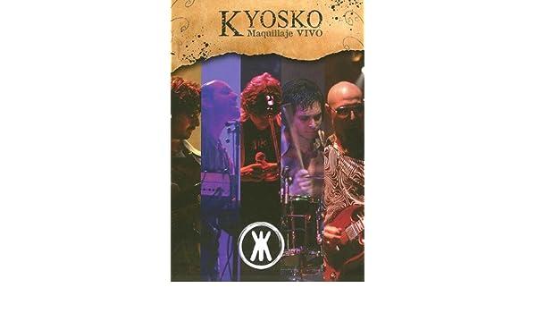 Amazon.com: Maquillaje en vivo DVD: Kyosko: Movies & TV
