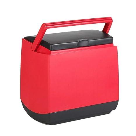 Nevera portátil eléctrica, refrigerador del coche 25L SKC mini ...