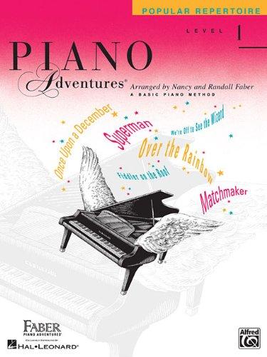 - Level 1 - Popular Repertoire Book: Piano Adventures